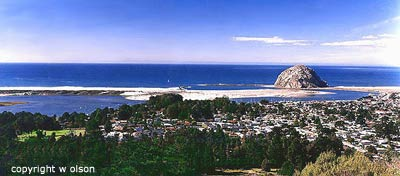 Official Morro Bay Average Day
